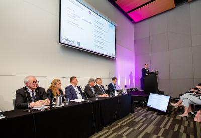 The Council of Mayors (SEQ) concurrent session at the 2019APCS in Brisbane